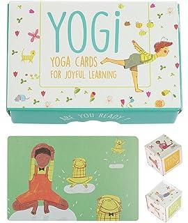 Barefoot Books Yoga Pretzels 50 Fun Yoga Activities For Kids Grownups Card Deck Tara Guber 9781905236046 Amazon Com Books