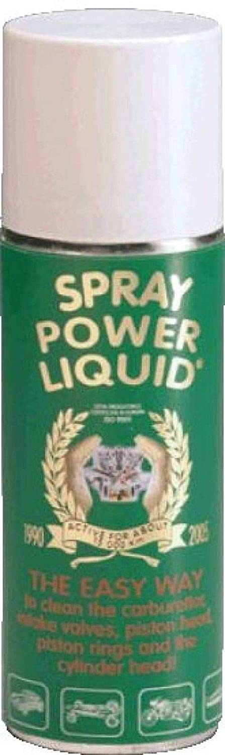 Spray Power Liquid 200ML PER MOTORI FINO A 2500cc CERAMIC POWER LIQUID 31--48-M