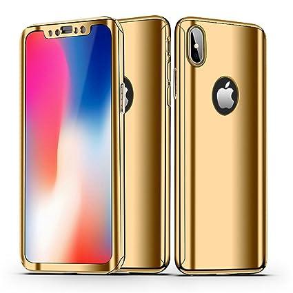 promo code 84614 c822f Amazon.com: iPhone Xs Max Case + Screen Protector Alsoar iPhone Xs ...
