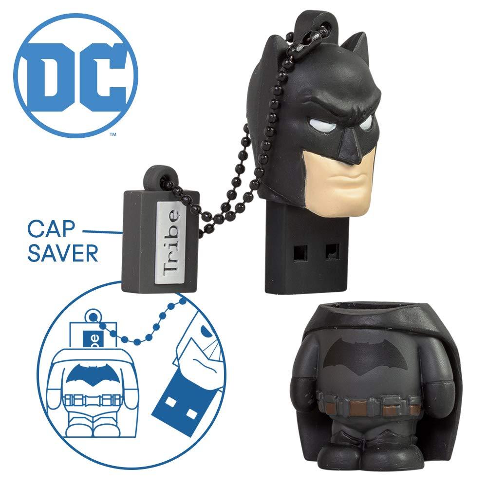 Tribe Warner Bros DC Comics Batman Movie - Memoria USB 2.0 de 8 GB ...