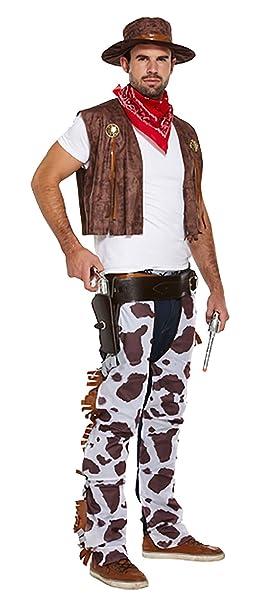 Amazon.com: Rimi percha de ropa para hombre adulto disfraz ...