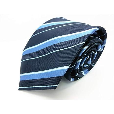 FDHFC Polyester Slim Tie Design Nuevos Lazos para Hombres Boda ...