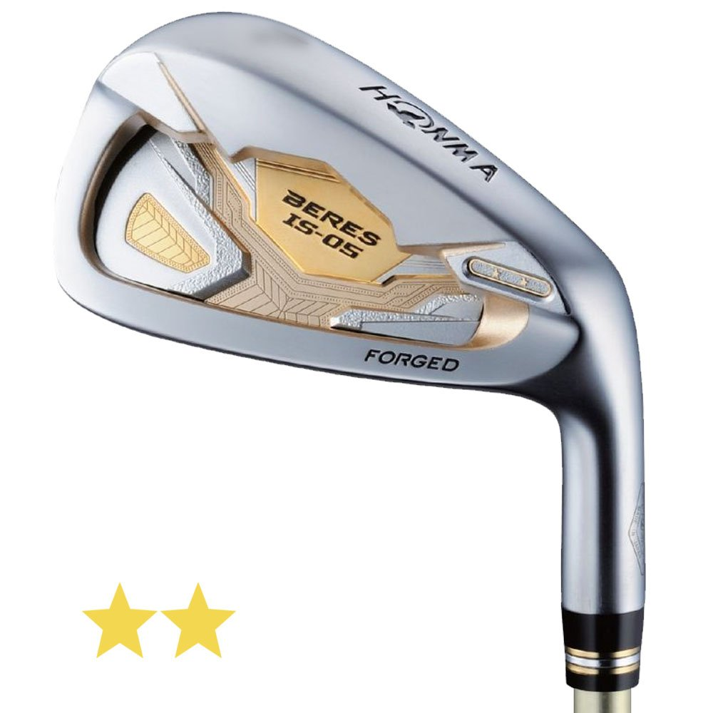 HONMA Beres IS-05 Individual Iron 2017 Right SW ARMRQ Infinity 48 2-Star Graphite Stiff