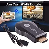 YWOW Anycast DLNA Airplay WiFi Display Miracast TV Dongle HDMI Multi-Display 1080P Receiver Air Mirror Mini Android TV Stick