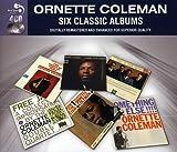 ornette coleman cd - Six Classic Albums