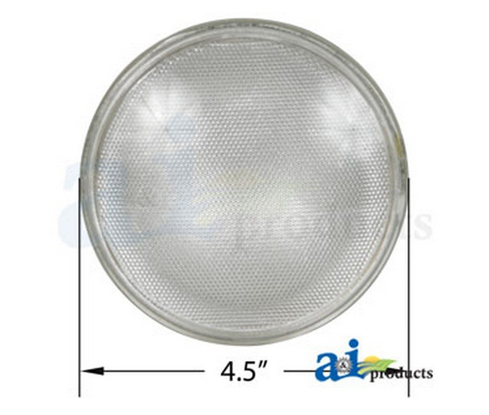 A and I, 28A153 Bulb, Sealed Beam (12 Volt), for Miscellaneous Machines , Allis-chalmers Tractor, Case-IH Tractor, Massey Ferguson Tractor
