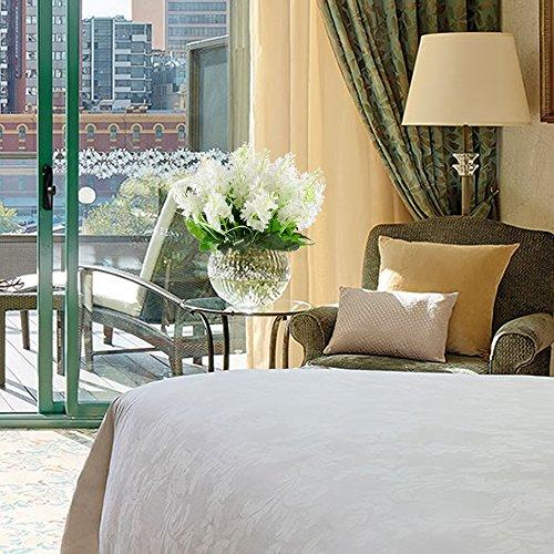 GTidea-4pcs-Artificial-Wisteria-Bundle-Fake-Flowers-Silk-Floral-Bouquet-Arrangements-Home-Garden-Fences-Restrant-Hotel-Parties-Wedding-Simulation-Decor-in-White