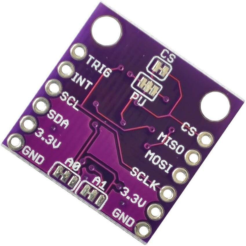 Xia Fly 10PCS//LOT 90393 Rotation Displacement 3D Position MLX90393 Digital 3D Holzer Sensor Angle
