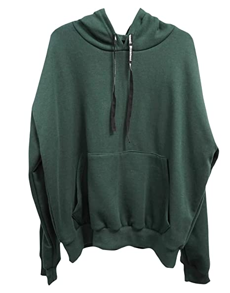 Amazon.com  SEOULSTORY7 Women s Fall Winter Fleece Lined Pullover Hoodie  with Pockets Green  Clothing f031e8d989