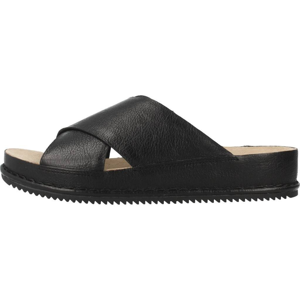 70f384623e5c Clarks Alderlake Lily Leather Sandals In Black Standard Fit Size 3½   Amazon.co.uk  Shoes   Bags