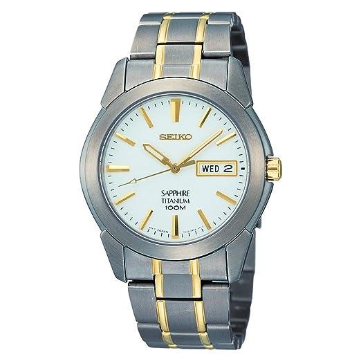 Men's Watch Sgg733p Seiko Sgg733p1 Sapphire Titanium Sgg733 QxdoCBreW
