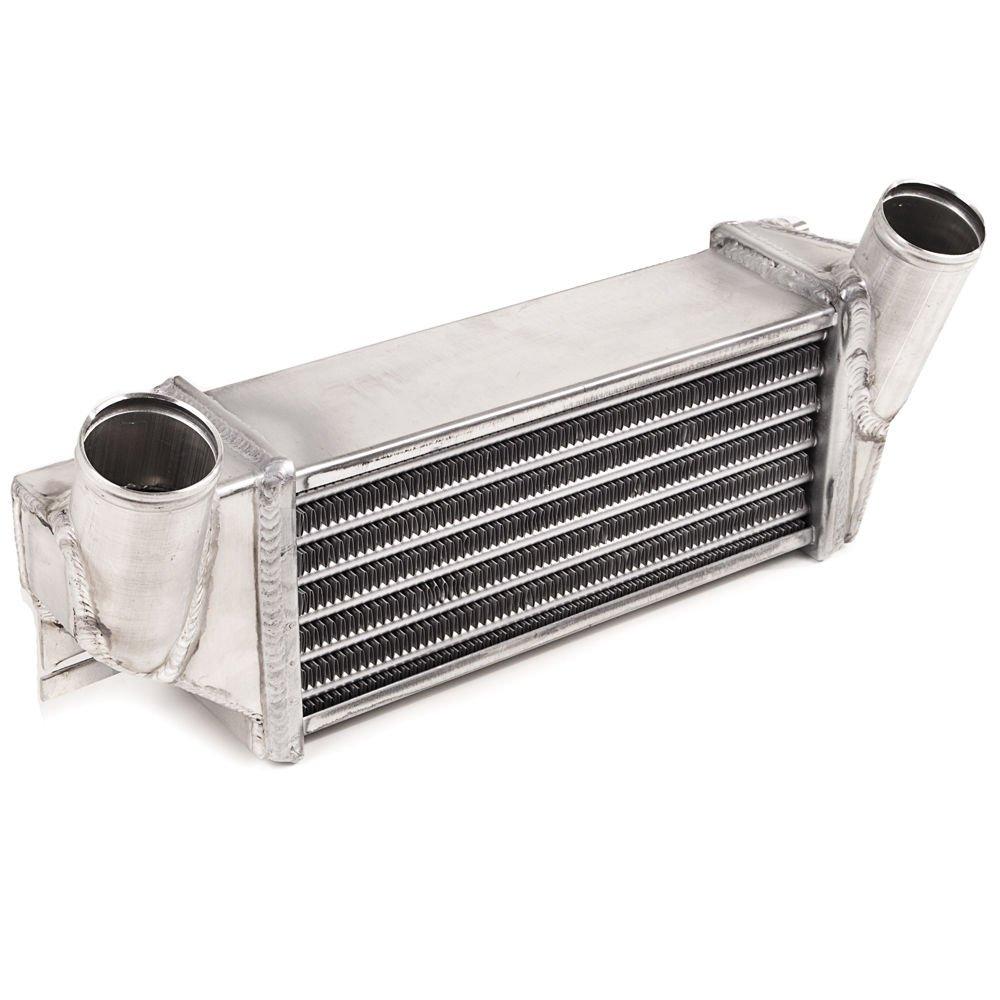 Aleación de aluminio de la base del Intercooler de montaje frontal FMIC: Amazon.es: Coche y moto