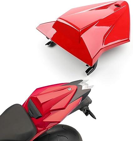 Artudatech Housse de si/ège arri/ère pour moto BM W S1000RR K46 2015-2018 S1000R K47 2013-2018