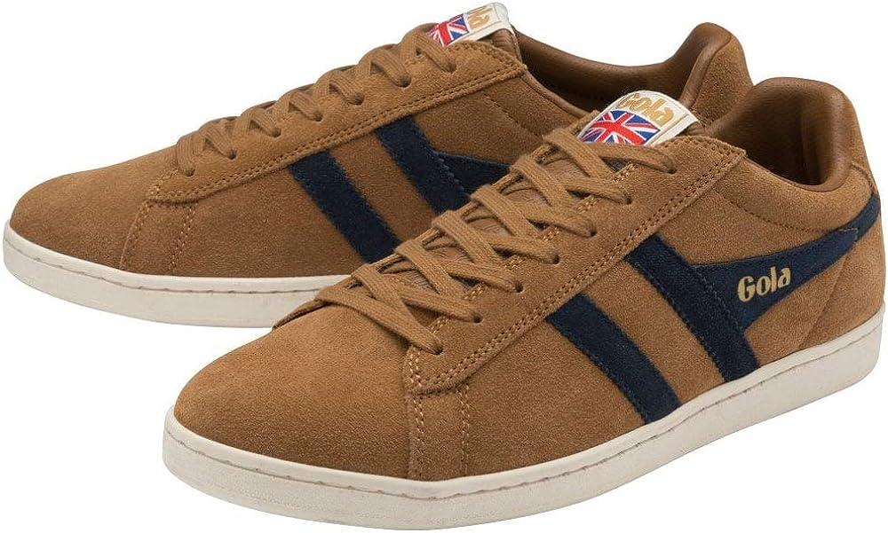 Gola Men's Sneaker Camel Navy