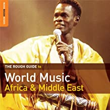 Rough Guide to Africa & Middle East