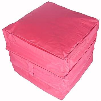 Interieur Ou Exterieur Impermeable Rose Corail 3 Etages Lit Futon