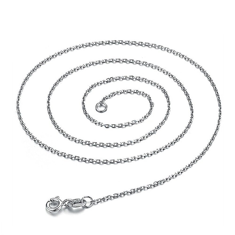 s925 Sterling Silver Singapore Cable Twisted Curb Solid Rolo Chain Italian Crafted Necklace,24'', 1.2mm