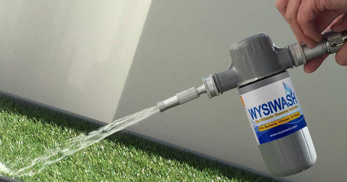 WISY Wash Dog Kennel Kennel disinfectant Sprayer