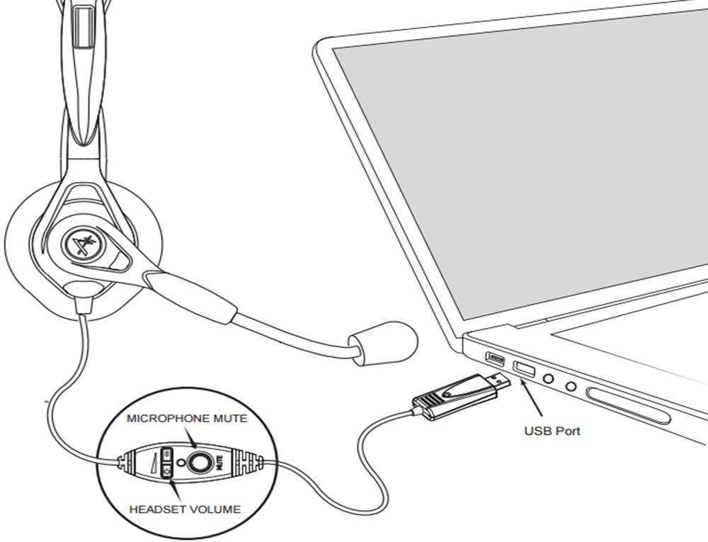 Computer Headset Wiring Diagram