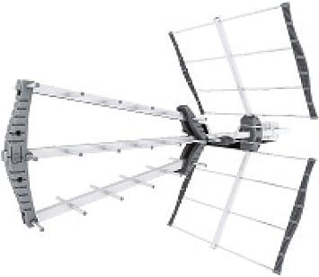 Antena Exterior UHF Hydra 35: Amazon.es: Electrónica