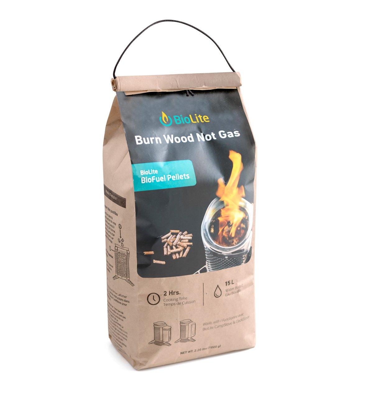 Biolite Premium Food-Safe Hardwood Grilling Pellets: Amazon.es: Deportes y aire libre