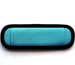 Burnoaa Straight Design Memory Foam Soft Shoulder Saver Pad, Mint Blue