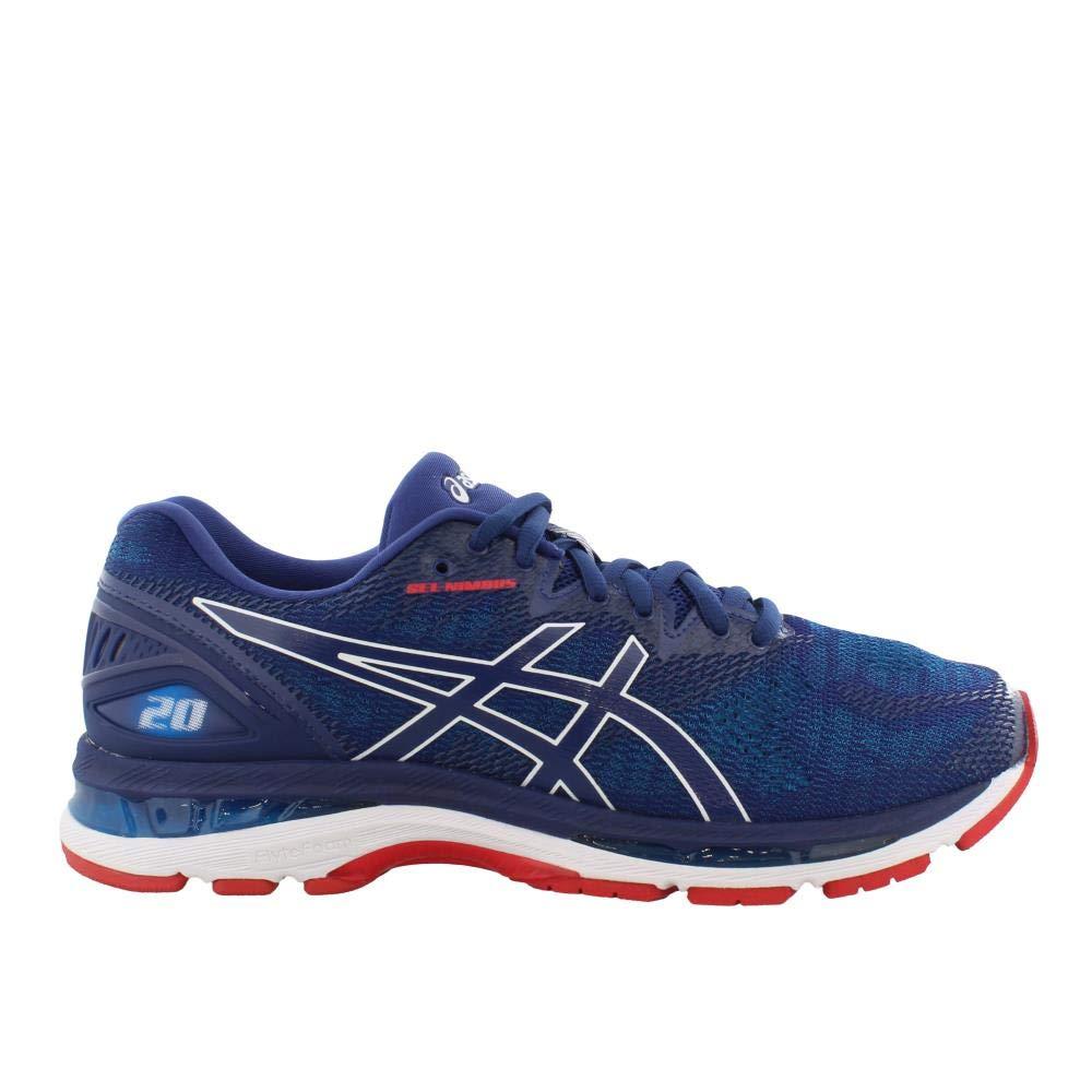 blue Print Race bluee Asics Men's Gel-Nimbus 20 Running shoe