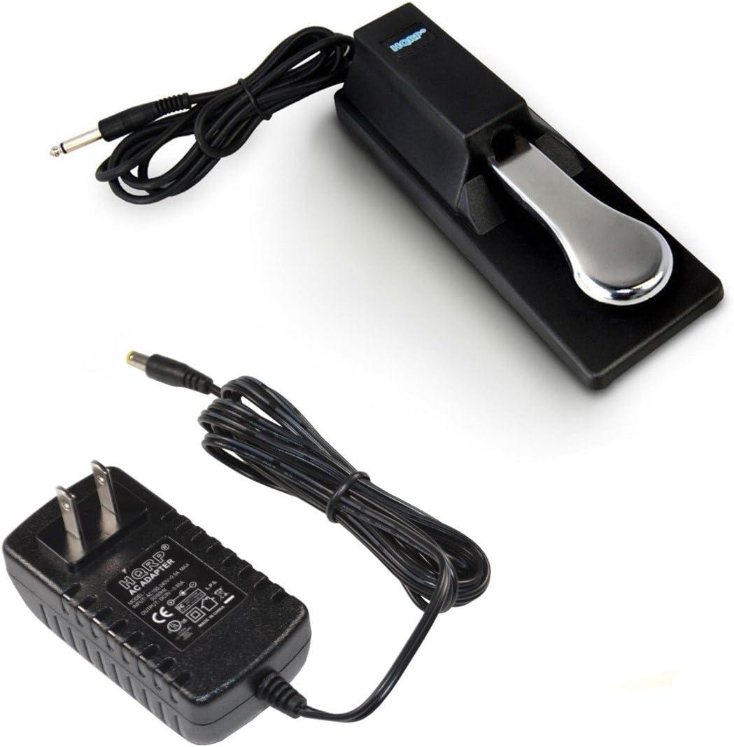 AC Power Adapter for Casio Keyboard CTK-4000 CTK-3000 CTK-2100 CTK-2000 CTK-451