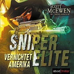 Vernichtet Amerika (Sniper Elite 2) Hörbuch