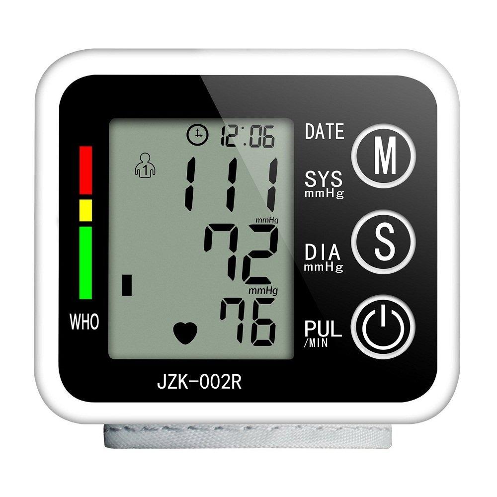 Presión arterial - Tensiómetro de brazo - gelunbu Medir arritmias. Reconocer - Tensiómetro, color negro: Amazon.es: Salud y cuidado personal