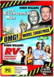Bicentennial Man / RV Runaway Vacation DVD