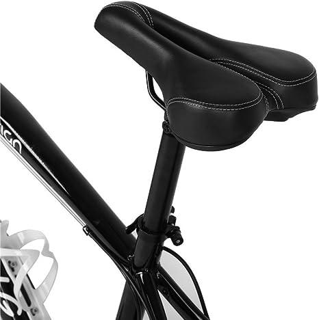 Dioche Sillín de Bicicleta, Asiento Cómodo de la Bici Cojín de ...