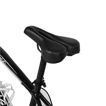 Dioche Sillín de Bicicleta, Asiento Cómodo de la Bici Cojín ...