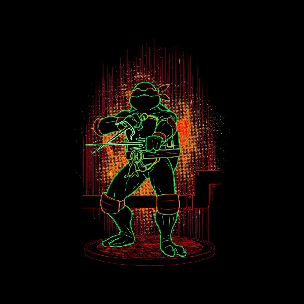 Teenage Mutant Ninja Turtles Shadow of Raphael Kids T-Shirt ...
