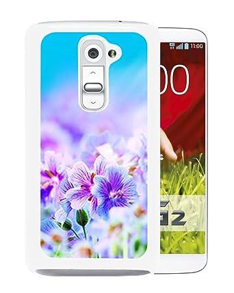 Amazon.com: bricolaje único diseñado funda para LG G2 con ...