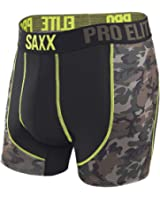 Saxx Mens Pro Elite 2.0 Performance Boxers Underwear