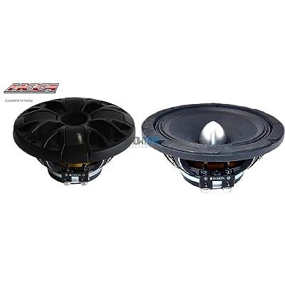 New Pair of Orion HCCA64N 1400 Watt 4-Ohm Loud Car Audio High Efficiency Mid-Range Speakers: Home Audio & Theater
