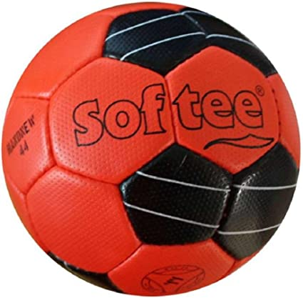 Uni Ballon Handball Hand New Blanc Softee 80650 S