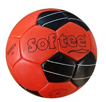 Softee 80650.Uni Balón Balonmano Hand New, Blanco, S: Amazon.es ...
