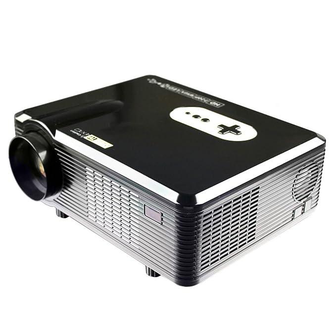 Excelvan HD Home Cinema LED de Noche del Faro de Películas HDMI ...