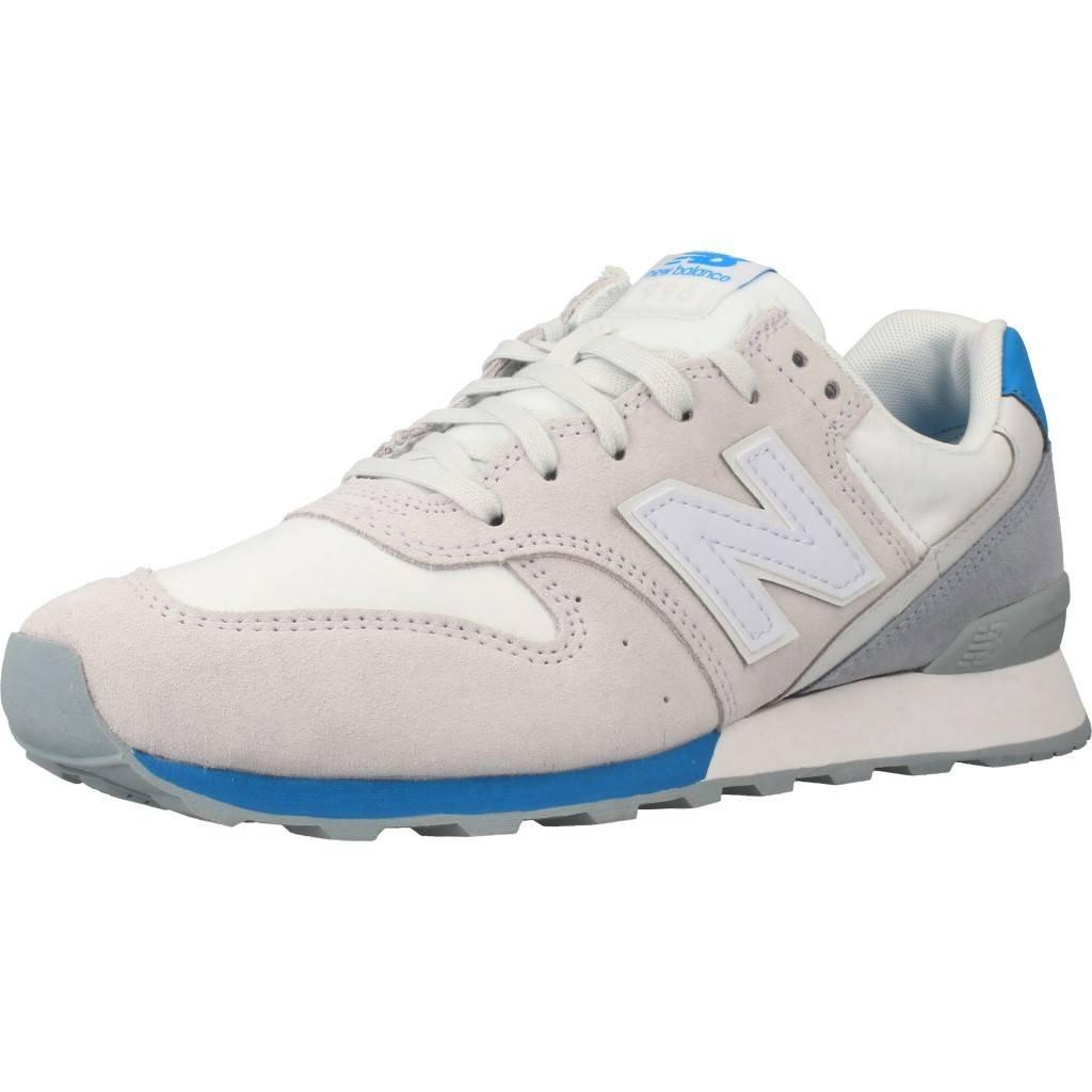 New Balance Schuhe – 996 Lifestyle Weißlicher Blau Grau