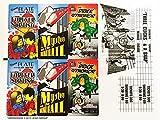 """Lego Original Sticker Sheet for Modular Building Set #10232 """"Palace Cinema"""""""