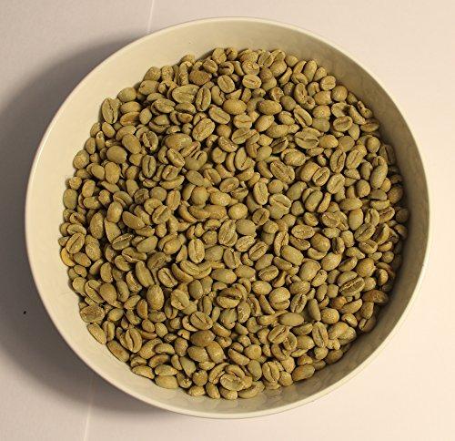 Ethiopia Hambela Estate, Bishan Fugu Lot - Certified Organic Grade 1 - Green (Unroasted) Coffee Beans (18 Pounds) by Hambela Estate, Bishan Fugu Lot, Ethiopia