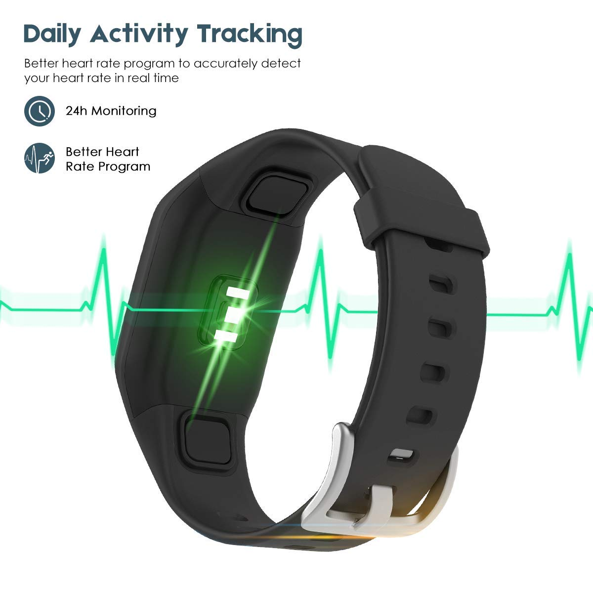 Amazon.com: Coffea Fitness Tracker, Activity Tracker Watch ...