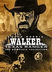 Walker Texas Ranger: Complete Collection [Importado]