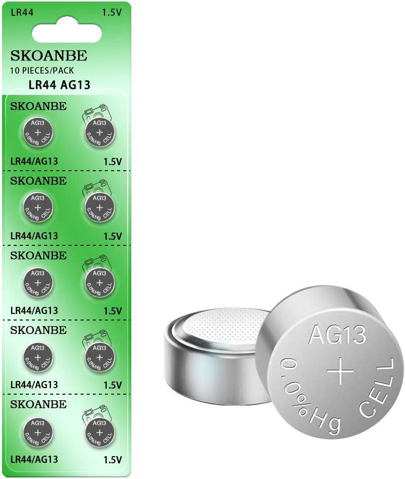 Skoanbe纽扣硬币电池