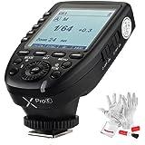 【1年保証 技適マーク付き】Godox Xpro-F 送信機 TTL 2.4Gワイヤレスフラッシュトリガー 高速同期 HSS 1/ 8000s Xシステム Fujiカメラ対応