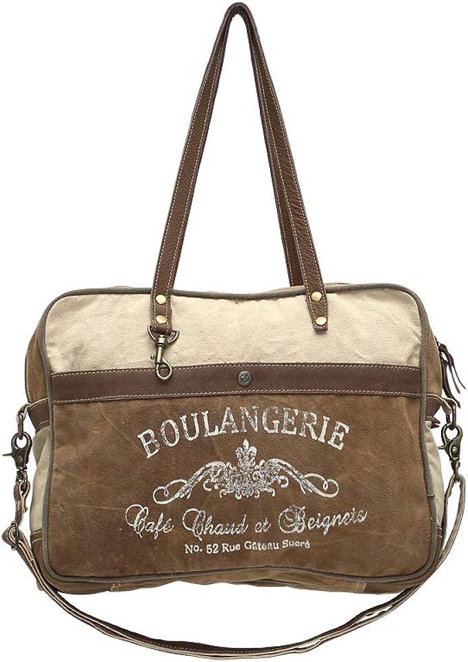 Amazon.com: Myra Boulangerie de material reciclado bolsas de ...