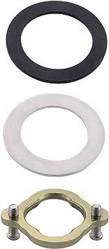 Appaso Kitchen Faucet Mounting Kit Nut Fixing Kit Amazon Com