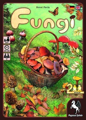 Pegasus Spiele Fungi Board Game (Morels Card Game)